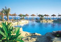 This is where we had our honeymoon - Kolymbia in Rhodes. A wonderful island.