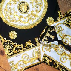 VERSACE VERSACE VERSACE - We showcase some fabulous options from one of the most iconic fashion houses. Black and gold baroque silk shirt & t-shirt are now available in store & online. #versace #versaceversace #versaceversaceversace #donatellaversace #gianniversace #mensboutique #boutique #fashion #style #mens #menswear #mensfashion #mensstyle #luxury #luxurylifestyle #luxurylife #luxurious #luxuryitems #zoo #zoolife #zoolifestyle #zoofashions #AW15 #newarrivals
