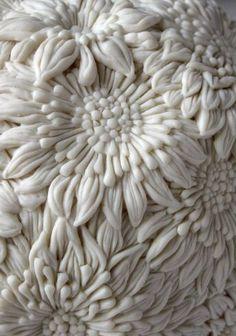 Handcrafted Vase Details ~ By Japanese Ceramist Hitomi Hosono