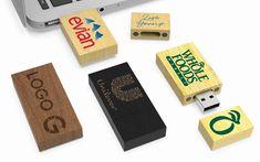 Forest 16GB Wood Burned USB Drive