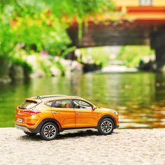 TGIF! Let's get lost - 신나는 금요일을 맞이할 준비가 됐나요? - #TGIF #fridayisawesome #driving #goingout #Cheonggyecheon #car #carinstagram #diecast #TUCSON #Hyundai