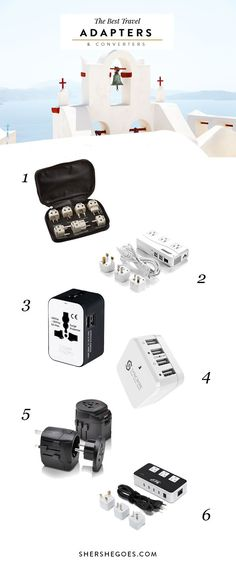 travel products, travel adapter, travel checklist, travel carry on packing list, travel packing list, travel gadgets, travel accessories, carry on packing list, carry-on checklist, travel converter, best travel accessories