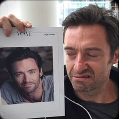 Throwback? Ageless Hugh Jackman Looks the Same in His Snarling #TBT Shot: See the Funny Pic of the Wolverine Star!  Hugh Jackman, TBT, Instagram