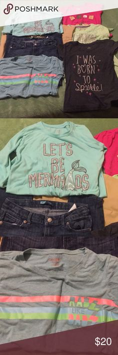 Girls clothing lot!! All size 12. Great condition!! Justice Matching Sets