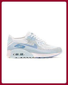 official photos f9748 74e36 Nike - Wmns Air Max 90 Ultra 20 Flyknit Glacier Blue - 881109105 - Farbe