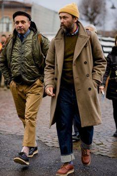 Pitti Uomo AW18: the strongest street style | British GQ