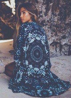 The gipsy princess kimono