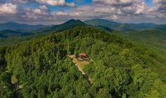 Time Flies smoky mountain log cabin rental info by Carolina mountain vacations