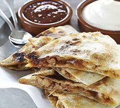 Garlic & Herb Chicken Quesadillas | PAK'nSAVE