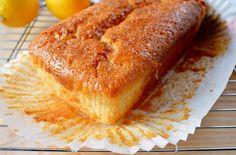 Gluten Free SCD and Veggie: Vegan & Gluten Free Lemon Drizzle Cake GF