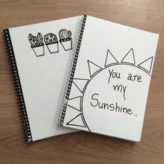 Resultado de imagen para cute notebooks tumblr