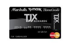 Access TJX Rewards Credit Card Account