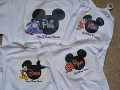 Help!!!! Disney shirts - The DIS Discussion Forums - DISboards.com