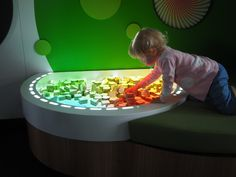 The Pauline Gandel Children's Gallery at the Melbourne Museum Melbourne Museum, Interactive Art, Busy City, Kid Spaces, Play Houses, School Design, Arts And Crafts, Children's Museum, Natural History