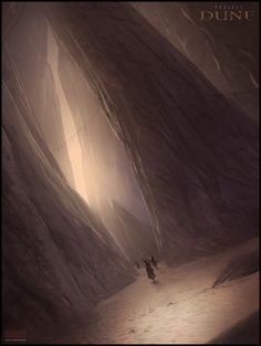 Project Dune - by Mark Molnar