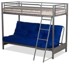 Futon Bunk Bed High Sleeper Bedroom Furniture Sleeper Modern Cabin Children Kids   http://www.ebay.co.uk/itm/Futon-Bunk-Bed-High-Sleeper-Bedroom-Furniture-Sleeper-Modern-Cabin-Children-Kids-/131722343836?ssPageName=STRK:MESE:IT