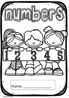 Book Cover Page, Cover Pages, Book Covers, Life Skills Activities, Math Activities, Toddler Activities, Small Calendar, Bright Ideas, Preschool Learning