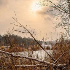 Through the Brush. #kkgroupies #pin #church #outdoors #ohioexplored #roamohio #cvnp #cuyahogavalleynationalpark #simplepleasures #simplejoys #winterinohio #snow #ohio #myoh #ohphotography #christmasinohio #summitcounty