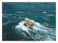 Philip & Guillaume Plisson - Sauveteurs en mer