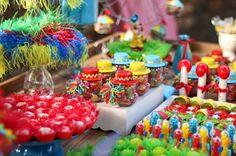 Sueli Coelho - Decor Ambientes e Eventos: Festa Circo