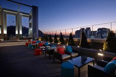 Bars & Lounges > Roof-top Bar Floating