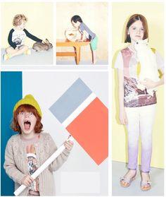 Stella McCartney Kids new line - some great stuff!