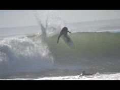 Dillan Lowenthal Surfing various surf spots around SA.