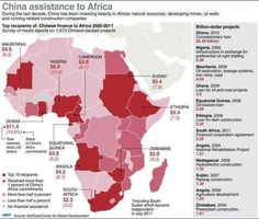#China's ongoing investment in #Africa.