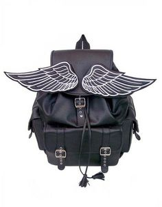 Black Wings Bag Soooo cute!!!!!!!