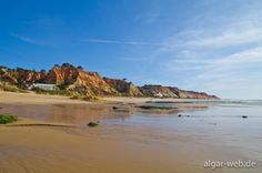 #Portugal #beach da Falesia, Algarve