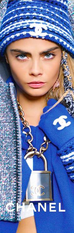 Chanel Accessories Fall/Winter 2014-2015...❤..