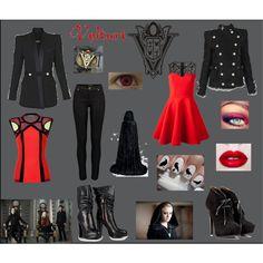 """Volturi Style"" by amelia-328 on Polyvore"