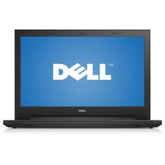 "Dell Black 15.6"" Inspiron 15 Laptop PC with Intel Core i3-4030U Processor, 4GB Memory, 1TB Hard Drive and Windows 8.1 #AGChristmasinJuly"