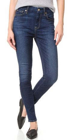 7 For All Mankind The High Waist Skinny Jeans | SHOPBOP