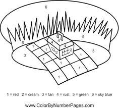 picnic scene coloring page - picnic scene clipart 1 school project pinterest