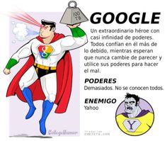 #Google #Yahoo