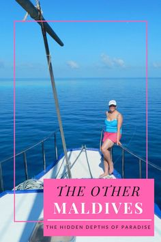 The other Maldives: the hidden depths of paradise...