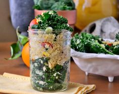 Quinoa Breakfast Mason Jar- A Healthy and Hearty Breakfast! — Grazings: The Kerrygold Blog — Kerrygold USA Cheese & Butter