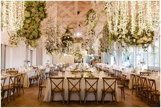 An elegant wedding celebration was the perfect combination of femininity, traditional elements and classic country style. South African Weddings, Green Garland, Heart Photography, Ceiling Decor, Country Chic, Fairy Lights, Celebrity Weddings, Elegant Wedding, Color Schemes