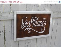 Give Thanks! by Luisa Perez on Etsy