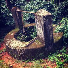 Old well #oldpicture #itouch #click #karnataka