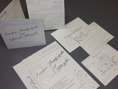Everything you need to know about Wedding Invitations & Stationery From 7 of Toronto's Top Designers - EventSource.ca Blog