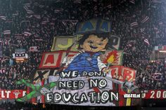 We don't need no education // AFC Ajax - PSV 3-1