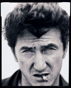 Mark Seliger, 'Sean Penn, LA 1992 - printed in 1999', 1992