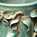 beautiful vase from Rachael DePauw Pottery | www.nolaParent.com