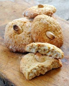Nzuddi dolci alle mandorle ricetta siciliana vickyart arte in cucina