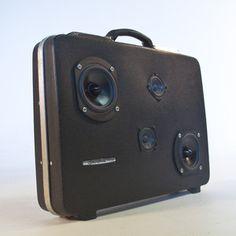 Fab.com | Portable, Repurposed Sound Systems