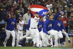 World Baseball Classic 2017 scores: Puerto Rico advances to semifinals with win over USA - SBNation.comclockmenumore-arrow : Puerto Rico plays Netherlands in Monday's semifinals in Los Angeles