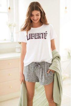 Buy Women s nightwear Nightwear Tshirts Tshirts from the Next UK online shop fdd769ac6