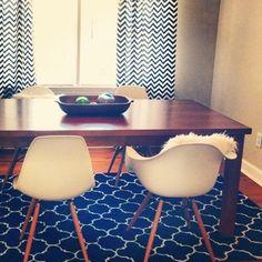 Amazon.com: Baxton Studio LAC Plastic Side Chair Set of 2: Home & Kitchen
